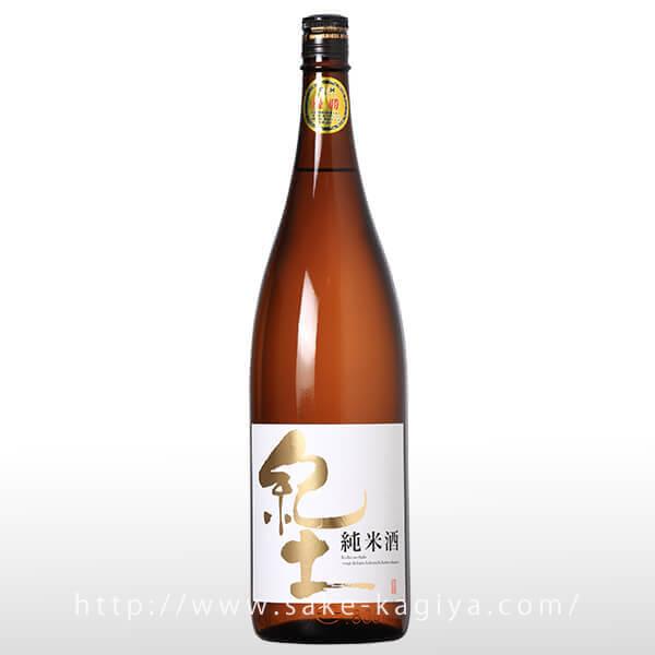 紀土 純米 1.8L