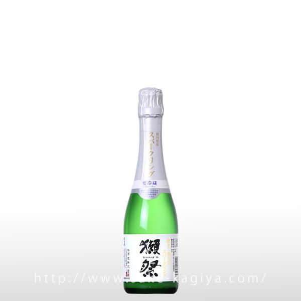 獺祭 純米大吟醸 磨き三割九分 発泡にごり酒 360ml