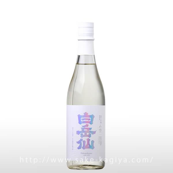 白岳仙 純米大吟醸 微発泡 み空 MISORA 720ml