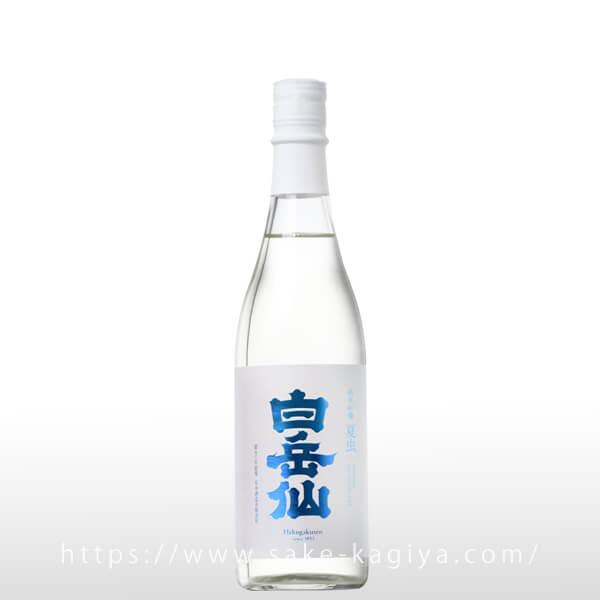 白岳仙 純米吟醸 夏虫 NATSUMUSHI 生原酒 720ml