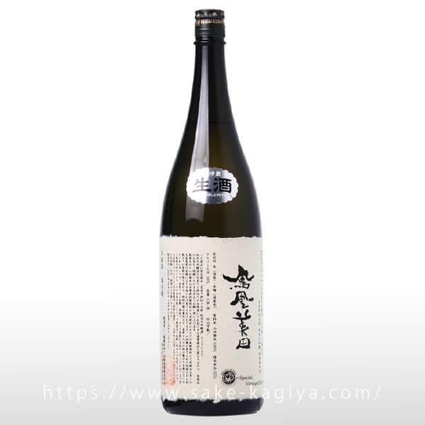 鳳凰美田 荒押合併 40% かすみ無濾過生酒 1.8L
