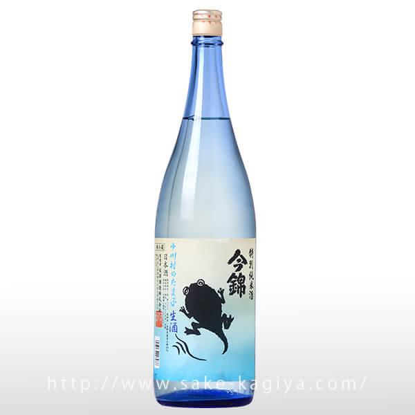今錦 特別純米酒 真夏のたま子(生)1.8L