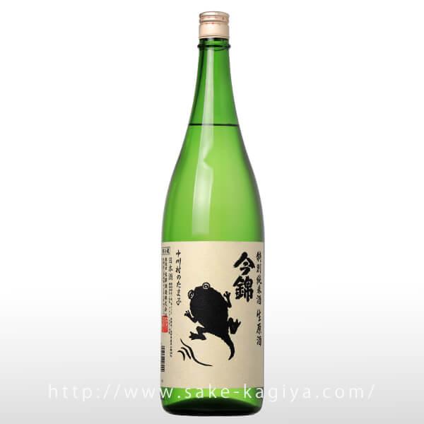 今錦 特別純米酒 中川村のたま子 無濾過生原酒 1.8L