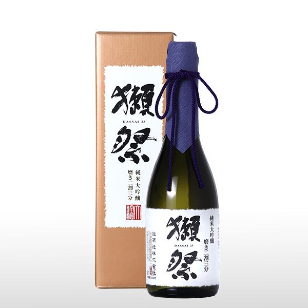 獺祭 純米大吟醸 磨き二割三分(箱入り) 720ml