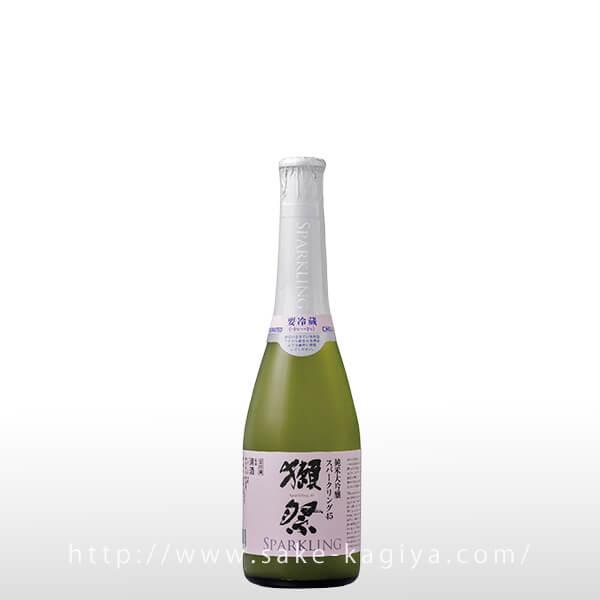 獺祭 純米大吟醸 スパークリング45 360ml
