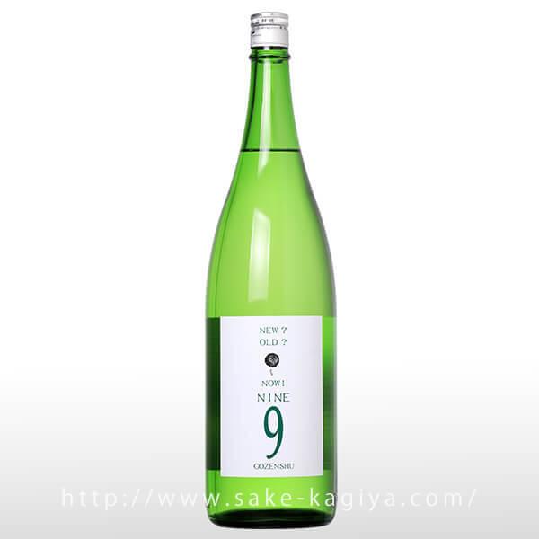 御前酒 9NINE レギュラーボトル 1.8L