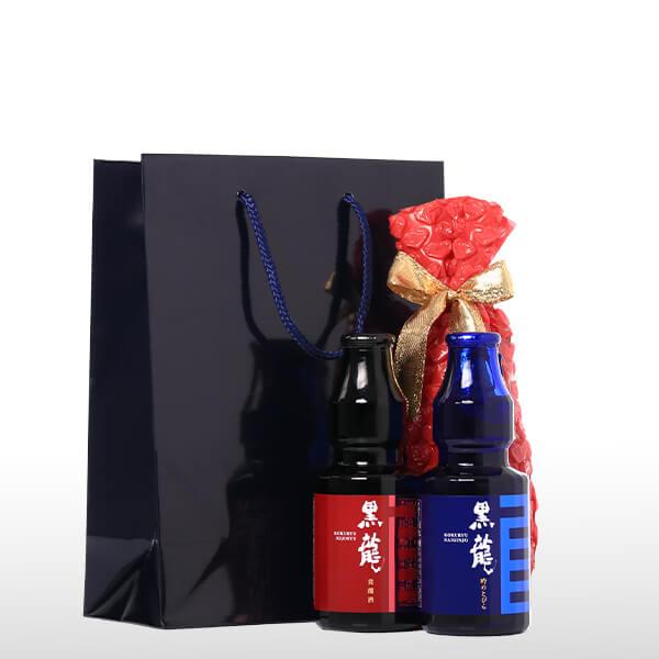 黒龍 貴醸酒&吟のとびら バレンタインセット