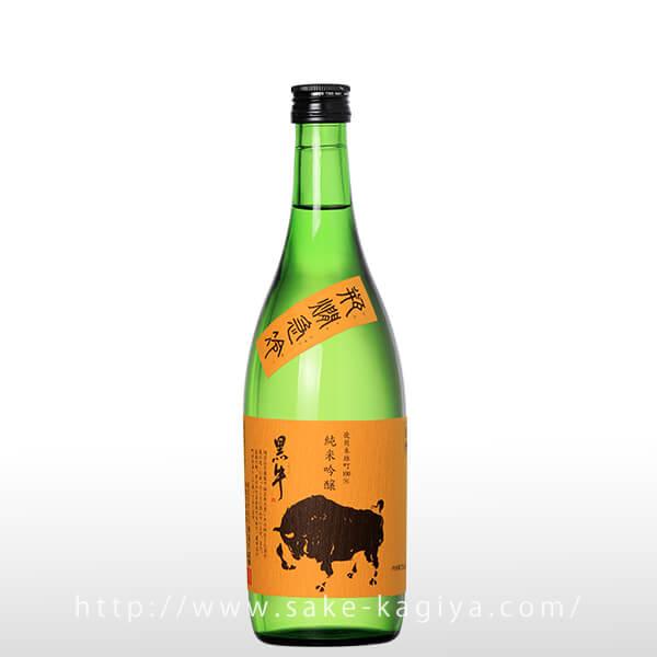 黒牛 純米吟醸 雄町 瓶燗急冷火入 720ml