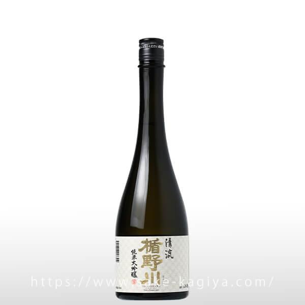 楯野川 純米大吟醸 清流 720ml