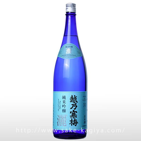 越乃寒梅 純米吟醸 灑(さい) 1.8L