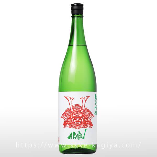 赤武 純米吟醸 1.8L