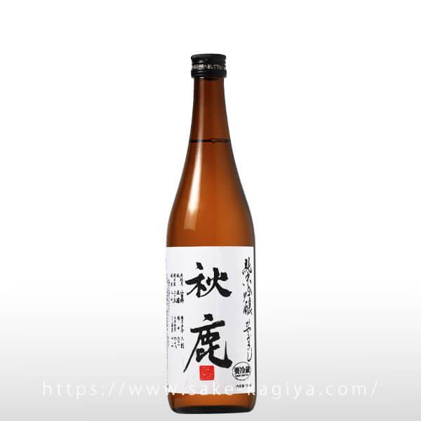 秋鹿 純米吟醸 ひやおろし生詰 720ml