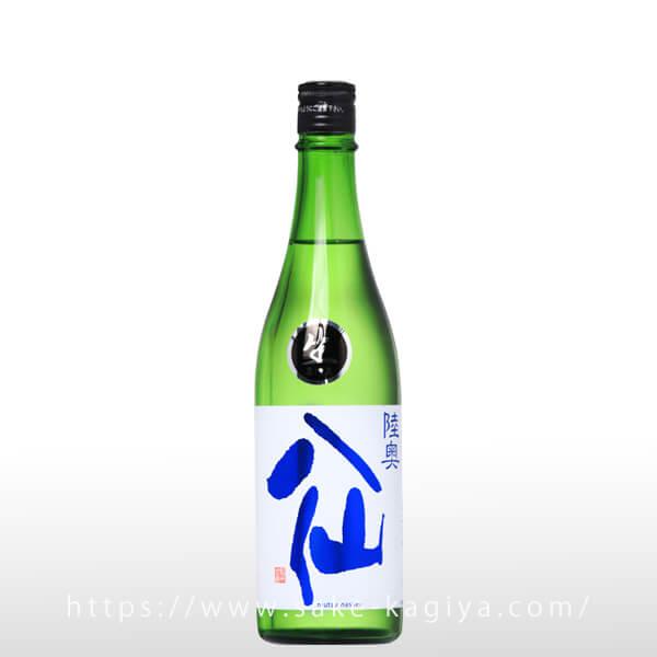 陸奥八仙 ヌーボ 特別純米生原酒 直汲 720ml