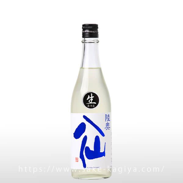 陸奥八仙 ヌーボ 特別純米生原酒 おりがらみ 720ml
