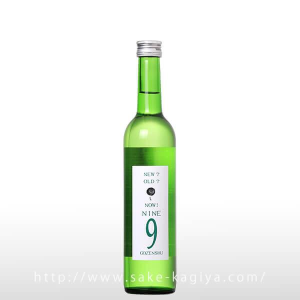 御前酒 9NINE レギュラーボトル 500ml