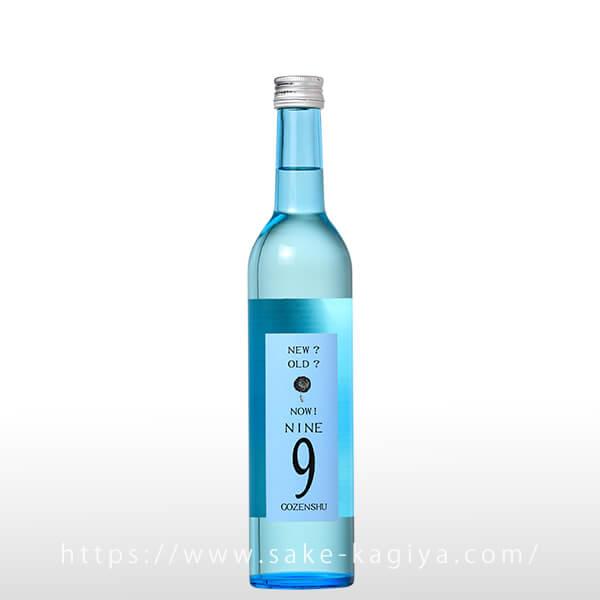 御前酒 9NINE 夏の生酒 ブルーボトル 500ml