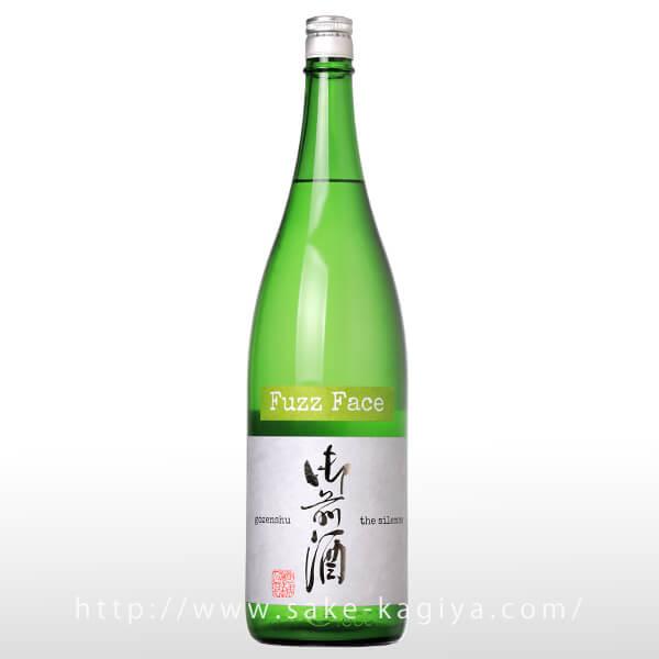 御前酒 Fuzz Face 純米無濾過生 おりがらみ 1.8L
