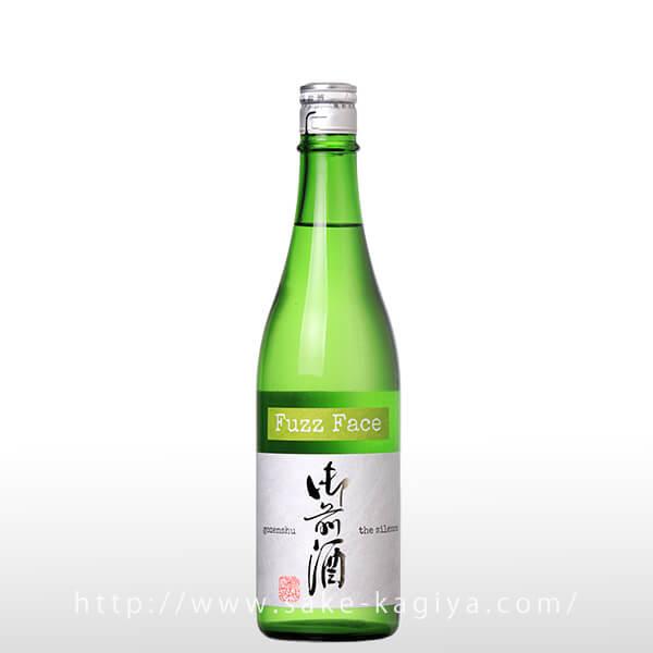 御前酒 Fuzz Face 純米無濾過生 おりがらみ 720ml