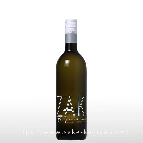 作 純米吟醸 Zラベル 750ml