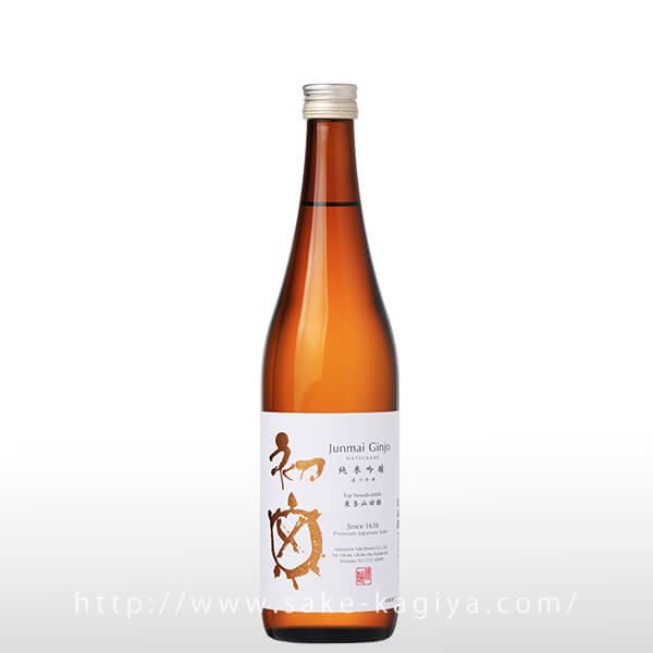 初亀 純米吟醸 720ml