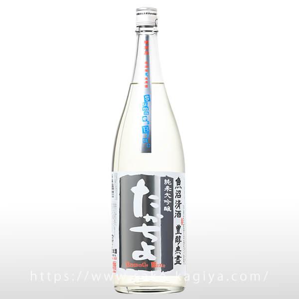 たかちよ 純米大吟醸 SUMMERBLUE 吟ラベル 1.8L