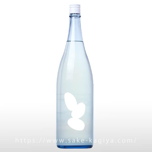 Ohmine 純米 3粒 夏純かすみ生酒 1.8L