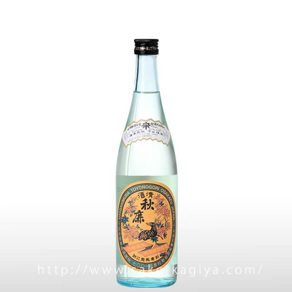 秋鹿 純米大吟醸 レトロラベル 720ml