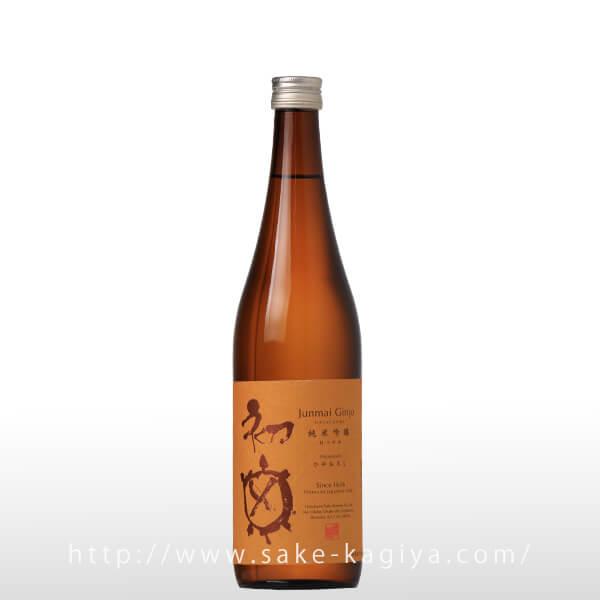 初亀 純米吟醸 ひやおろし 720ml