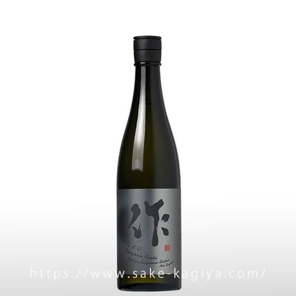 作 純米大吟醸 朝日 720ml