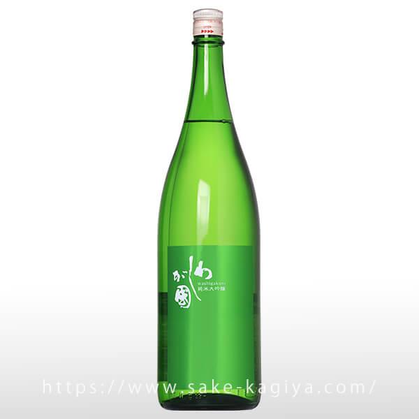 わしが國 純米大吟醸 朝日 1.8L