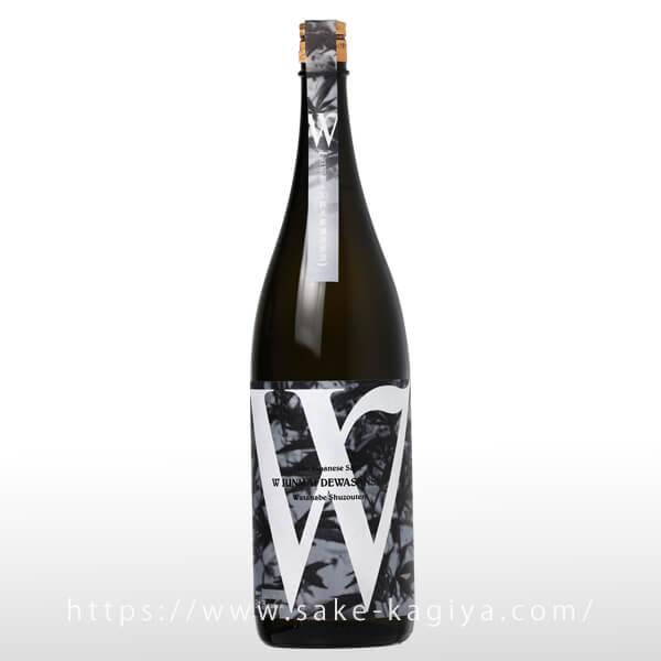 W 越の雫50 生原酒 1.8L