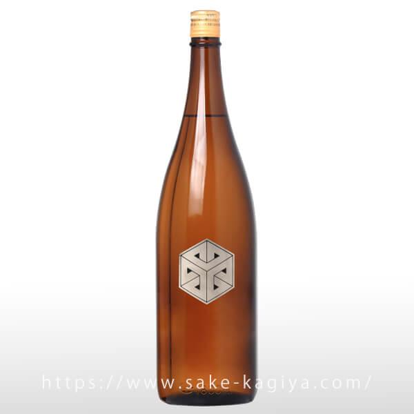 楯野川無我 ブラウンボトル 純米大吟醸 1.8L