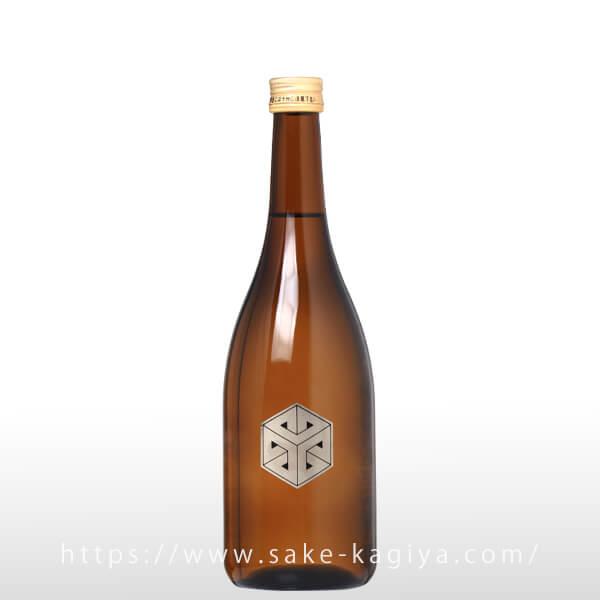楯野川無我 ブラウンボトル 純米大吟醸 720ml