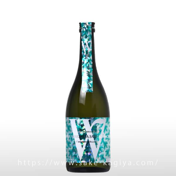 W 秋田酒こまち50 生原酒 720ml