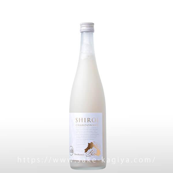かわいい 白いシャルドネ 720ml