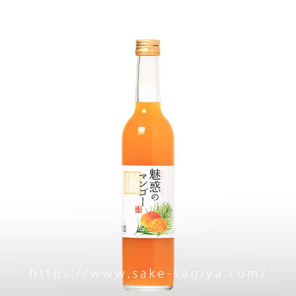 二兎 魅惑のマンゴー酒 500ml