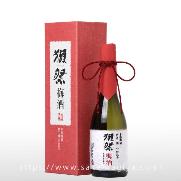 獺祭 磨き二割三分仕込み 梅酒 720ml