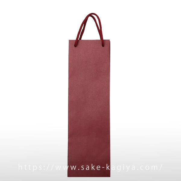 紙袋 Sサイズ ワインレッド