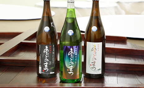 新澤醸造店の酒蔵