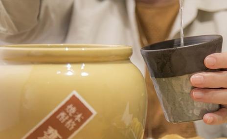 京屋酒造の酒蔵