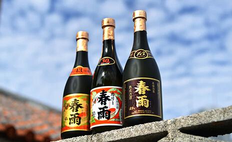 宮里酒造の酒蔵