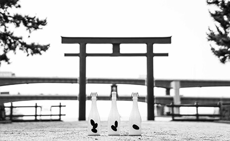大嶺酒造の酒蔵