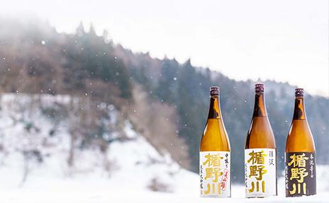 楯の川酒造の酒蔵
