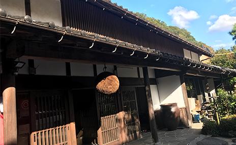 澄川酒造の酒蔵