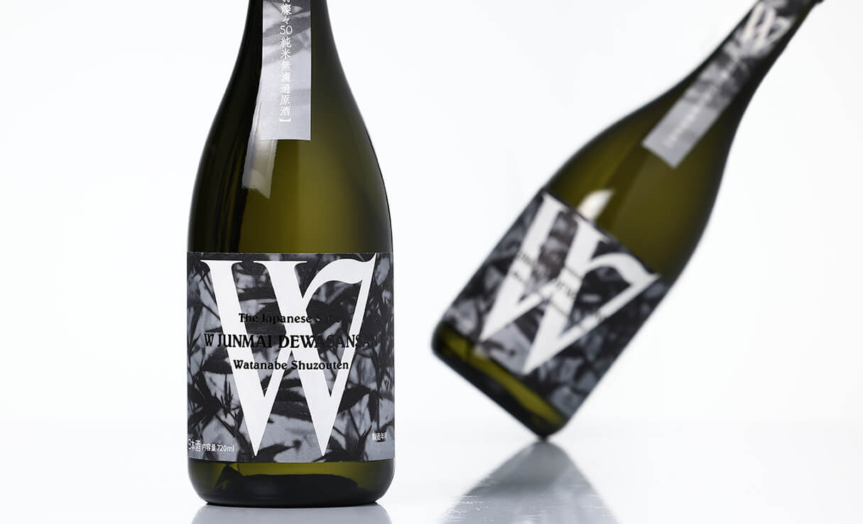 W 越の雫50 生原酒